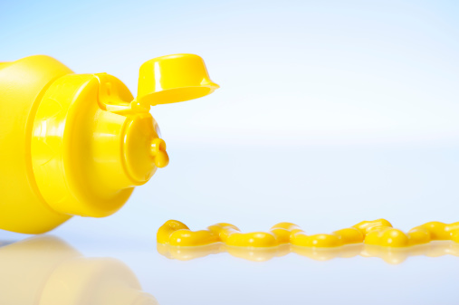 Condiment「Mustard」:スマホ壁紙(8)