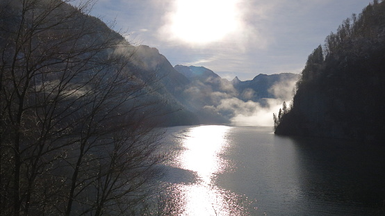 Mirror Lake「Koenigssee Lake, Bavaria, Germany」:スマホ壁紙(16)