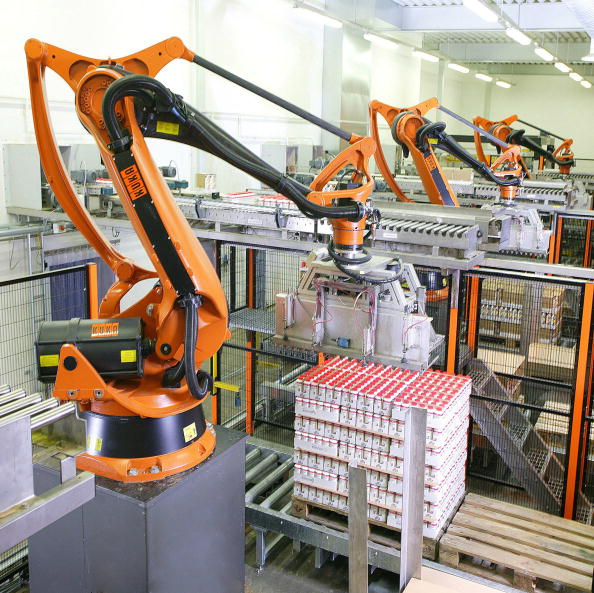 Complexity「KUKA Robotics Announces Release of PalletTech Software Version 3.3」:写真・画像(12)[壁紙.com]