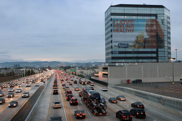 Outdoors「LA Attorney Files Lawsuit Against The Use Of Supergraphic Billboards」:写真・画像(10)[壁紙.com]