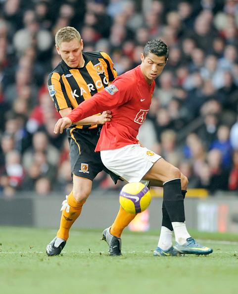 David Ashdown「Manchester United v Hull Premiership Football at Old Trafford 2008」:写真・画像(9)[壁紙.com]
