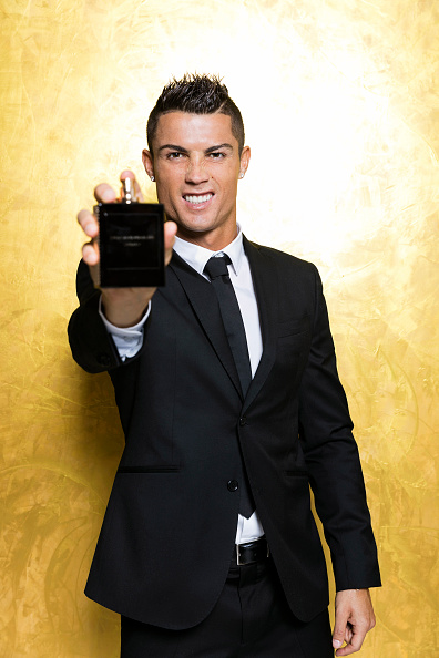 Photo Shoot「Cristiano Ronaldo Launches His Debut Fragrance, Cristiano Ronaldo Legacy」:写真・画像(18)[壁紙.com]