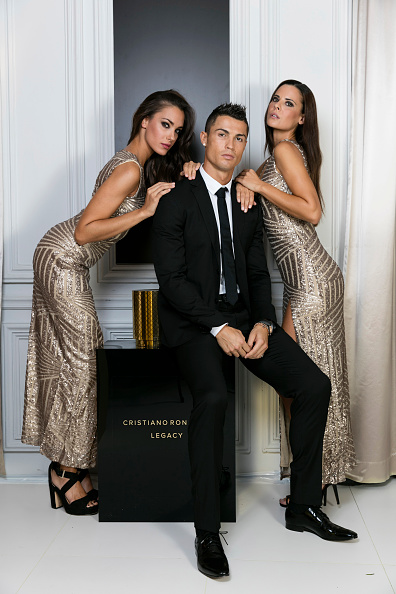 Photo Shoot「Cristiano Ronaldo Launches His Debut Fragrance, Cristiano Ronaldo Legacy」:写真・画像(5)[壁紙.com]