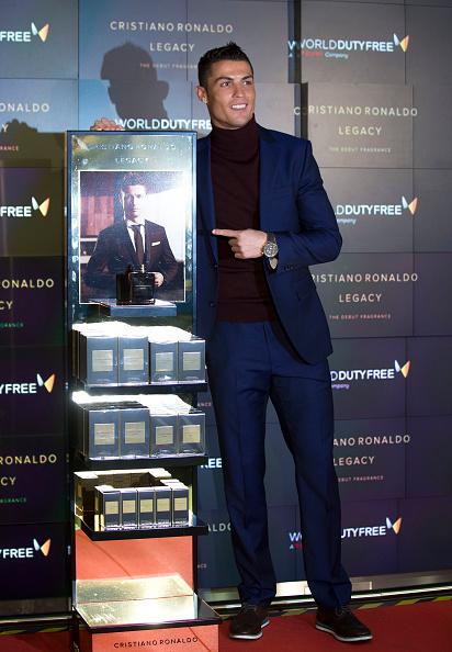 ファッション「Cristiano Ronaldo Presents His Fragrance 'Cristiano Ronaldo' Legacy」:写真・画像(16)[壁紙.com]