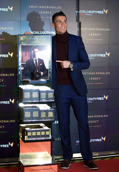 Fashion Industry「Cristiano Ronaldo Presents His Fragrance 'Cristiano Ronaldo' Legacy」:写真・画像(10)[壁紙.com]