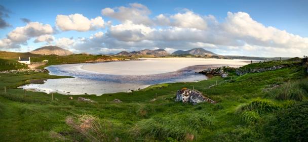 Outer Hebrides「Uig bay in the Outer Hebrides, Scotland」:スマホ壁紙(16)