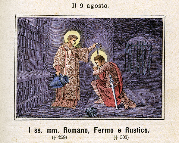 Fototeca Storica Nazionale「Saints Martyrs Fermo And Rustico」:写真・画像(16)[壁紙.com]