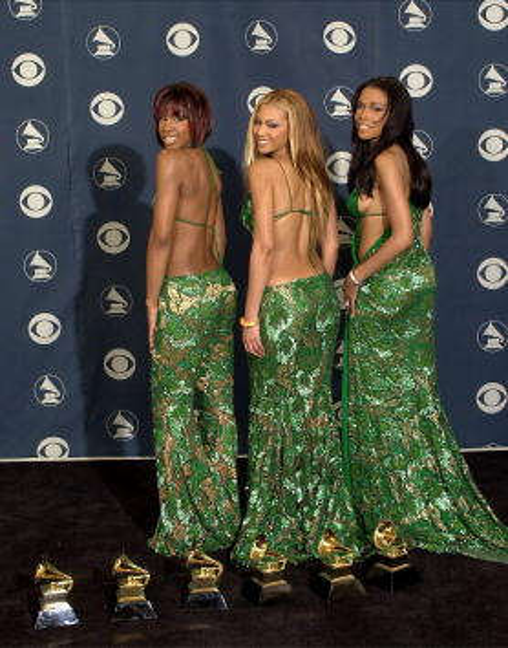 Destiny's Child「43rd Annual Grammy Awards」:写真・画像(15)[壁紙.com]