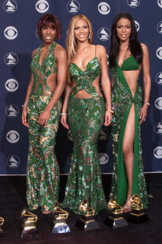グラミー賞「43rd Annual Grammy Awards - Pressroom」:写真・画像(14)[壁紙.com]