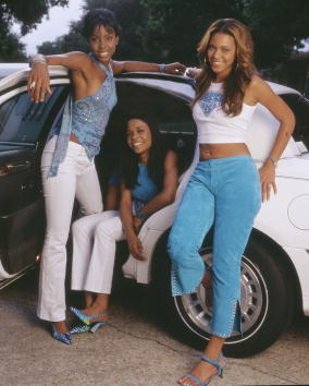 Destiny's Child「Exclusive Portraits of Destiny's Child」:写真・画像(9)[壁紙.com]