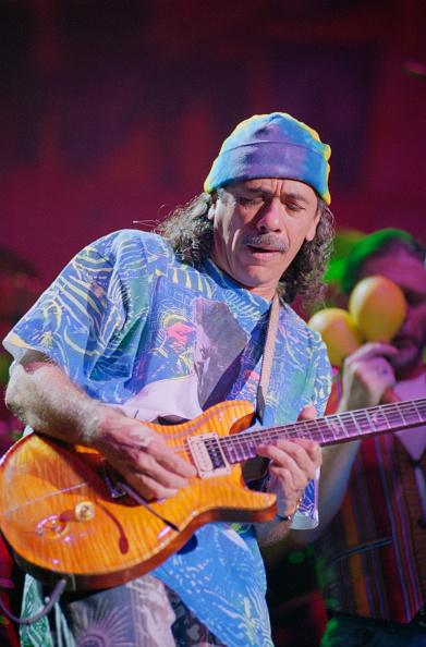 ミュージシャン カルロス・サンタナ「Carlos Santana Live In London」:写真・画像(8)[壁紙.com]