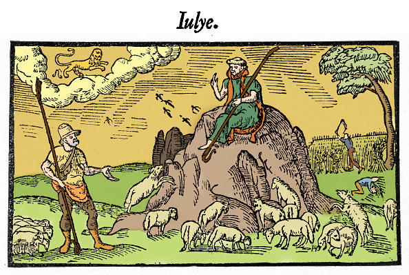 歴史「The Shepherd 's calendar」:写真・画像(7)[壁紙.com]