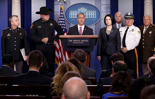 Win McNamee「ICE Director Matt Albence Gives Press Briefing At White House」:写真・画像(11)[壁紙.com]