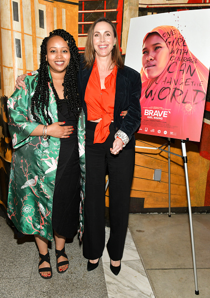 "Rodin Eckenroth「Girl Rising And International Rescue Committee's Special Screening Of Documentary Film ""Brave Girl Rising"" For International Women's Day」:写真・画像(6)[壁紙.com]"