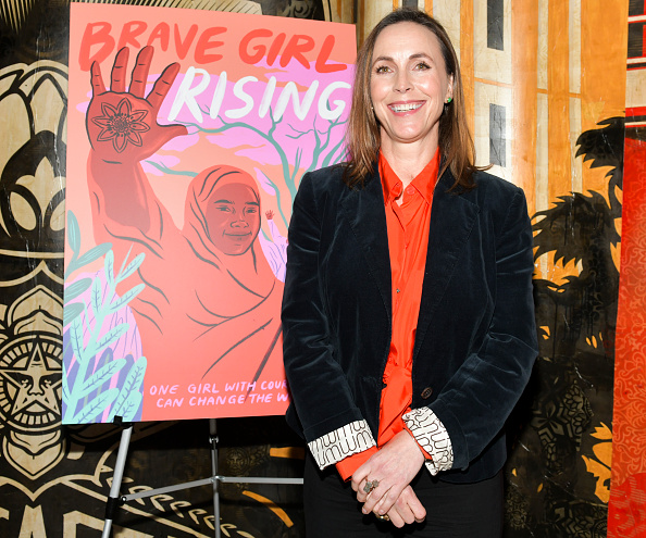 "Rodin Eckenroth「Girl Rising And International Rescue Committee's Special Screening Of Documentary Film ""Brave Girl Rising"" For International Women's Day」:写真・画像(7)[壁紙.com]"