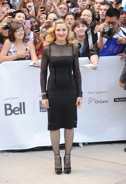 """Pencil Dress「""""W.E"""" Premiere - 2011 Toronto International Film Festival」:写真・画像(14)[壁紙.com]"""
