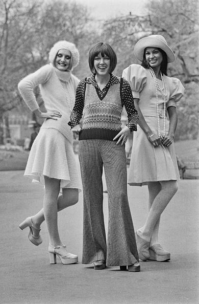 Mary Quant - Fashion Designer「Mary Quant Fashions」:写真・画像(8)[壁紙.com]