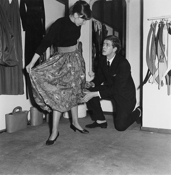 Mary Quant - Fashion Designer「Quant With Husband」:写真・画像(0)[壁紙.com]