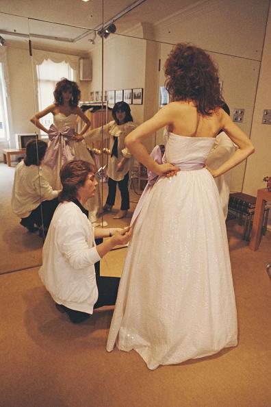 Wedding Dress「David And Elizabeth Emanuel」:写真・画像(15)[壁紙.com]