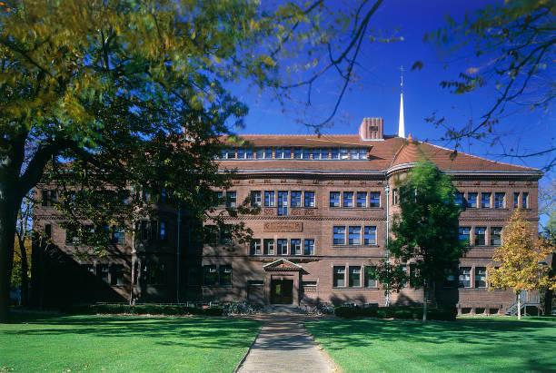 Sever Hall. Harvard University, Massachussetts, USA.:ニュース(壁紙.com)