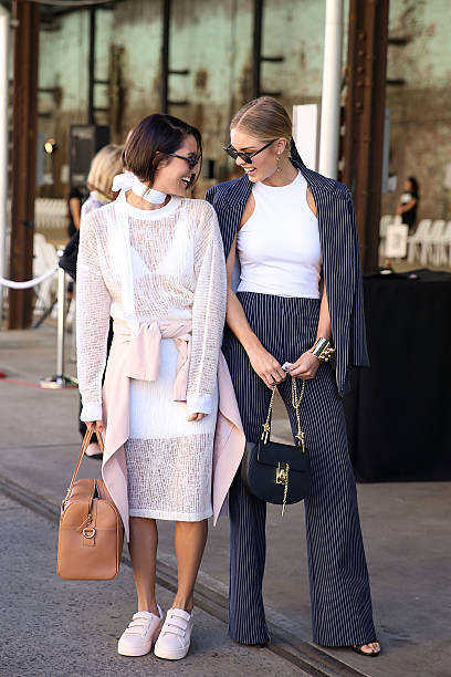 Street Style - Mercedes-Benz Fashion Week Australia 2016:ニュース(壁紙.com)