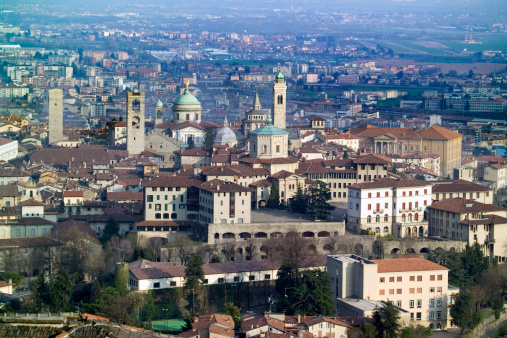 Bergamo「Italy. Lombardy. Bergamo.」:スマホ壁紙(15)