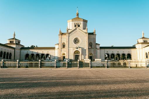 Milan「Italy, Lombardy, Milan, Cimitero Monumentale」:スマホ壁紙(16)