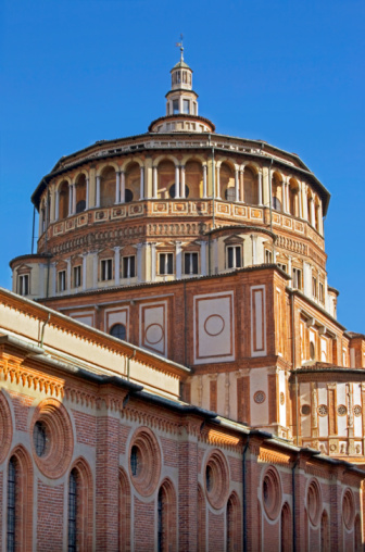 Milan「Italy, Lombardy, Milan. Santa Maria delle Grazie 」:スマホ壁紙(19)