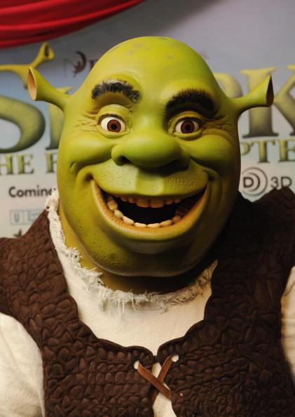 Movie「Shrek Forever After UK Gala Screening」:写真・画像(7)[壁紙.com]