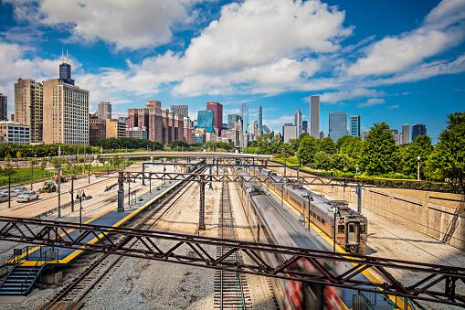 cloud「シカゴ、アメリカ合衆国ルーズベルトの道の駅」:スマホ壁紙(13)