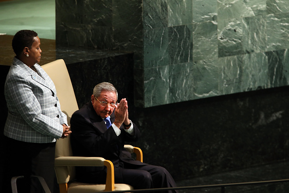 United Nations Building「World Leaders Address The UN General Assmebly」:写真・画像(1)[壁紙.com]