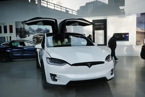 Mode of Transport「Tesla Earnings Surpass Expectations」:写真・画像(14)[壁紙.com]
