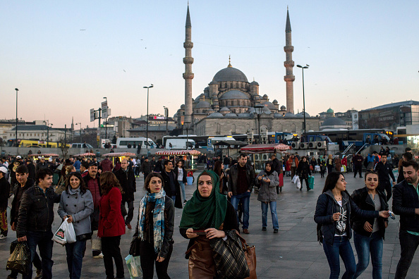 Istanbul「Concerns For Tourism Grow After Recent Bombings」:写真・画像(7)[壁紙.com]