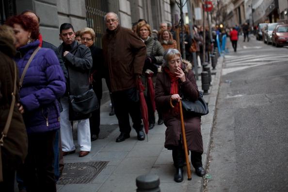 Waiting「Funeral Of Former Prime Minister Adolfo Suarez」:写真・画像(15)[壁紙.com]