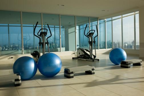 Health Spa「Condo gym」:スマホ壁紙(16)