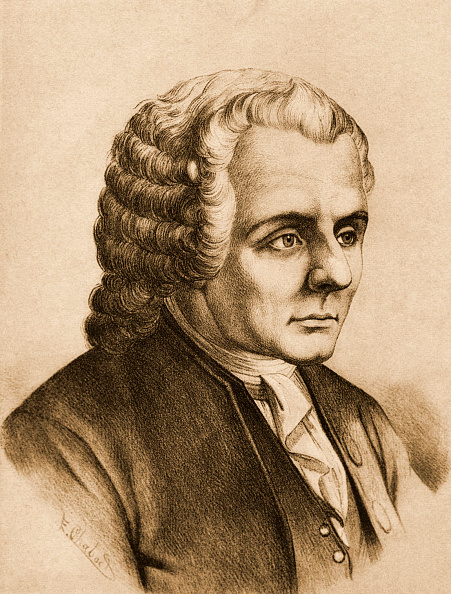 Culture Club「Jean-Jacques Rousseau -  Swiss born French philosopher of Enlightenment.」:写真・画像(15)[壁紙.com]