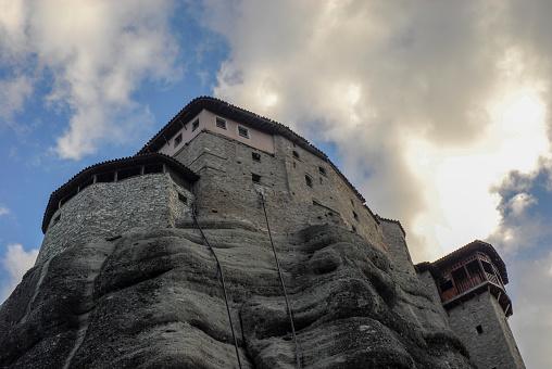Trikkala「Monastery, Meteora, Greece」:スマホ壁紙(1)