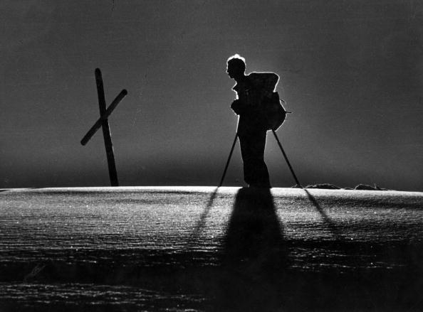 Tranquil Scene「Sunlit Skier」:写真・画像(8)[壁紙.com]