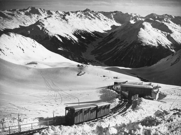 Railroad Car「Swiss Ski Valley」:写真・画像(4)[壁紙.com]