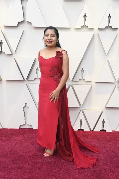 Maroon Lipstick「91st Annual Academy Awards - Arrivals」:写真・画像(11)[壁紙.com]