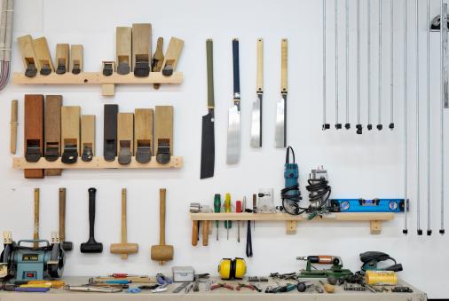 Workshop「A woodworker's tool」:スマホ壁紙(9)