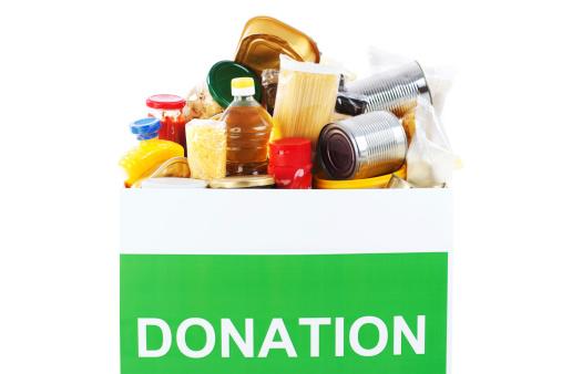 Community Outreach「Food donation box.」:スマホ壁紙(13)