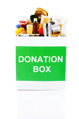Community Outreach「Food donation box.」:スマホ壁紙(16)