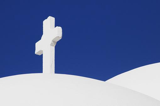 パトモス島「White domes」:スマホ壁紙(19)