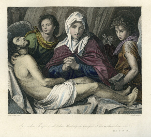 New Testament「Lamentation of Christ - Bible, New Testament」:写真・画像(11)[壁紙.com]