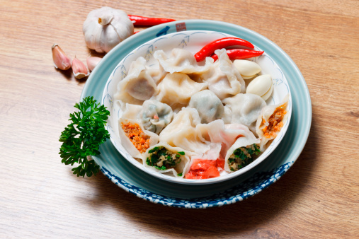 Chinese Dumpling「Chinese dumpling」:スマホ壁紙(15)
