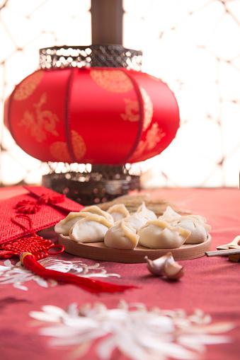 Chinese Lantern Festival「Chinese dumplings」:スマホ壁紙(4)