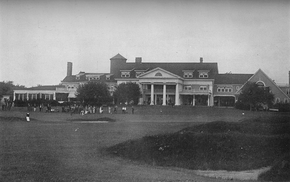 Sand Trap「Midlothian Country Club, Chicago, Illinois 1925」:写真・画像(15)[壁紙.com]