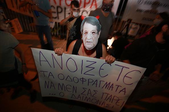 Republic Of Cyprus「Cyprus Amid Political Scandals」:写真・画像(0)[壁紙.com]