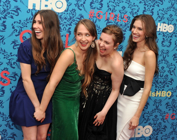 "HBO「HBO With The Cinema Society Host The New York Premiere Of HBO's ""Girls""」:写真・画像(7)[壁紙.com]"
